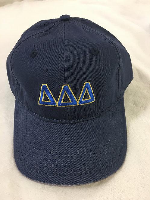 Delta Delta Delta Baseball Hat