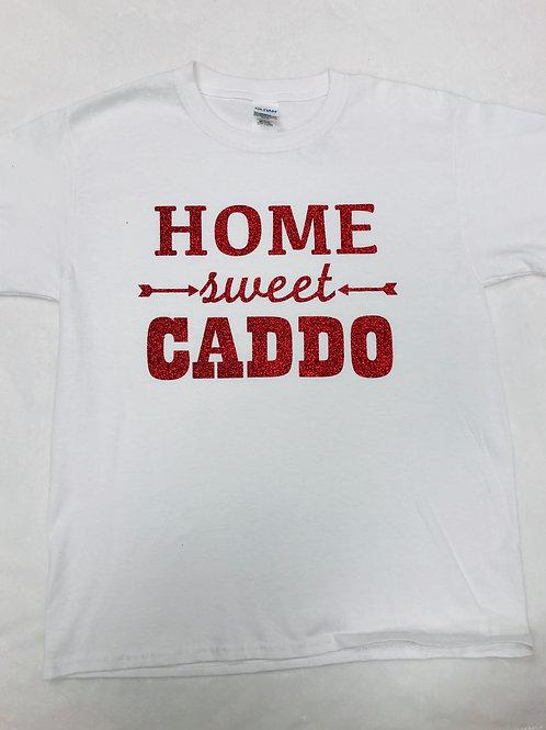 Home Sweet Caddo Tee