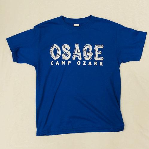 Osage Log Shirt