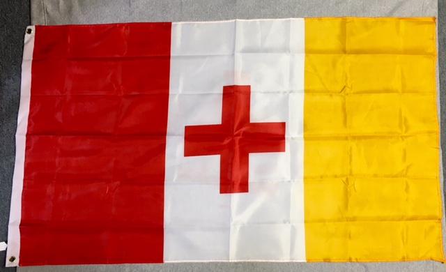 KAPPA ALPHA FLAG