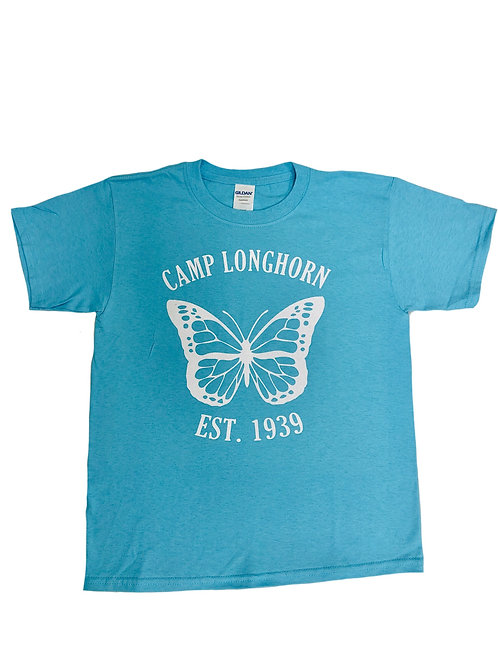 CLH Sparkle Butterfly Tee