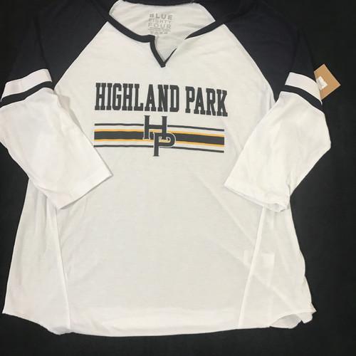 Mccartneys university spirit dallas tx gifts highland park highland park womens 34 sleeve top negle Image collections