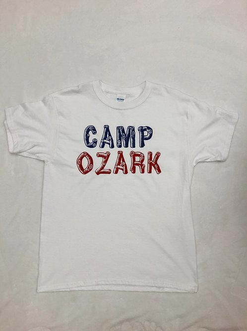 Camp Ozark Log Shirt