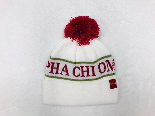 Alpha Chi Omega Beanie