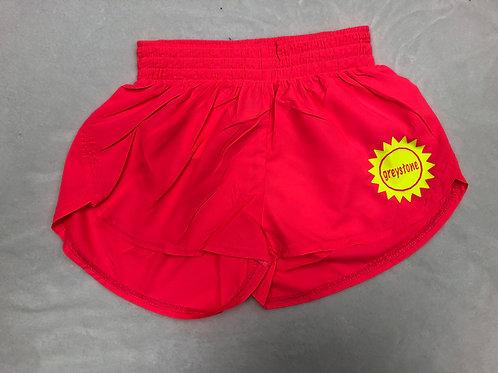 Greystone Neon Pink Sunshine Shorts