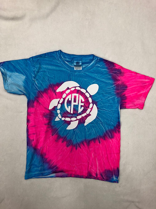 Turtle Monogrammed Shirt