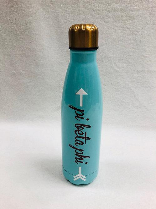Pi Beta Phi Stainless Steel Water Bottle
