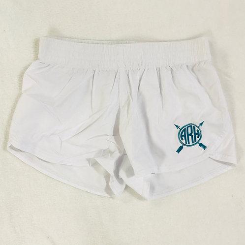 Arrow Design Monogrammed Summer Shorts