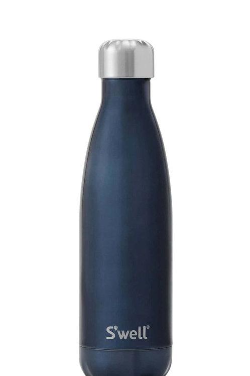 Blue Suede S'well Bottle Plain