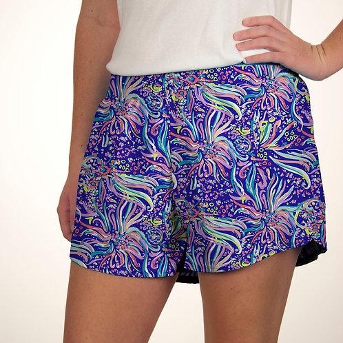 Spider Mum Summer Shorts