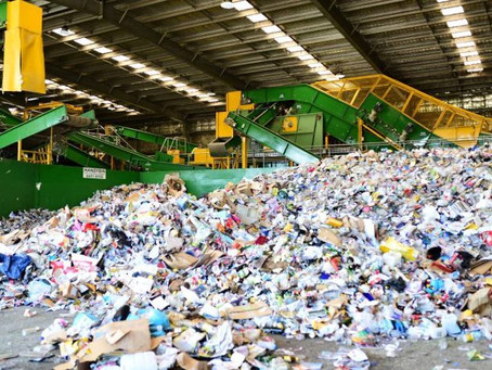 Victorian councils sending thousands of tonnes of recyclables to landfill as waste crisis deepens