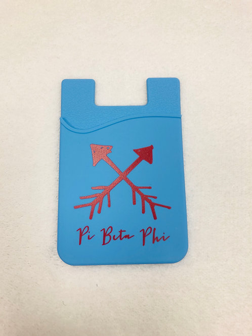 Pi Beta Phi Colored Phone Pouch