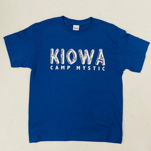 Kiowa (Camp Mystic) Log Shirt