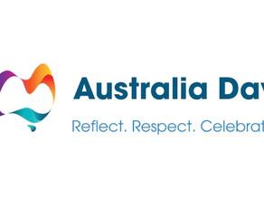 Celebrate Australia Day - January 26th