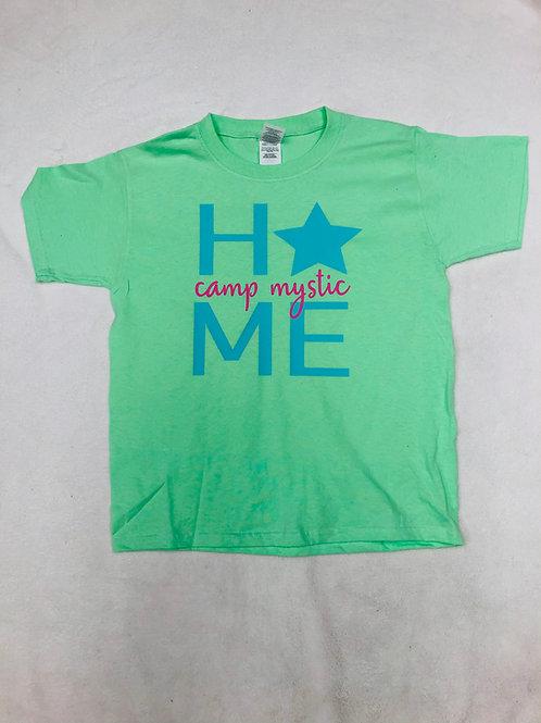 Camp Mystic Home Design Tee