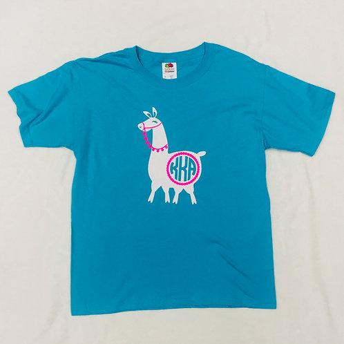 Llama Monogrammed Shirt