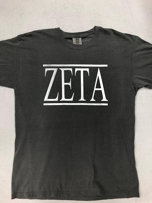 Zeta Tau Alpha Short Sleeve Tee