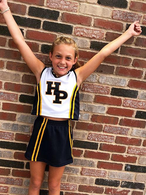 Highland Park Cheerleader Uniforms