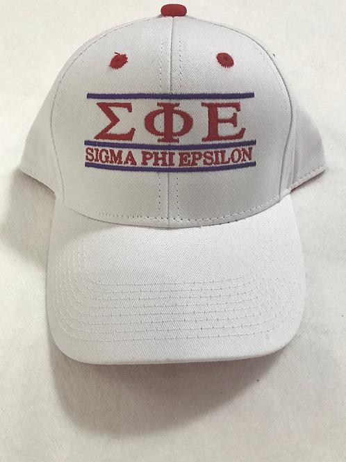Sigma Phi Epsilon Cap