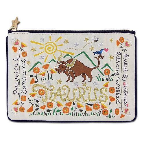 Taurus Zip Pouch