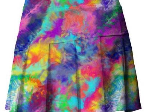 Youth Watercolors Tennis Skirt