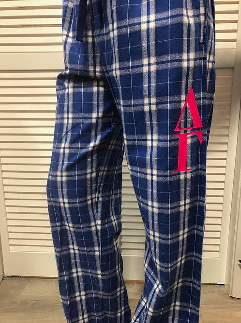 Delta Gamma Flannel PJ Pants