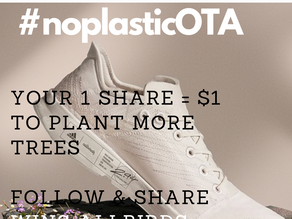 NSW OTA conference, next week. We have big plans and rewards for #noplasticOTA.