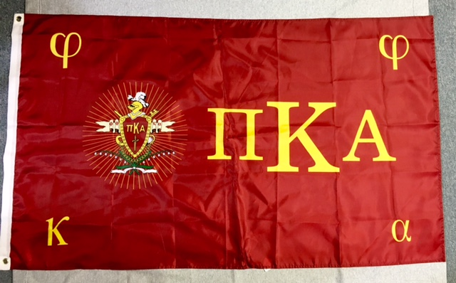 PI KAPPA ALPHA FLAG