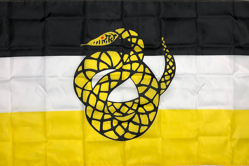 Sigma Nu Fraternity Chapter Flag