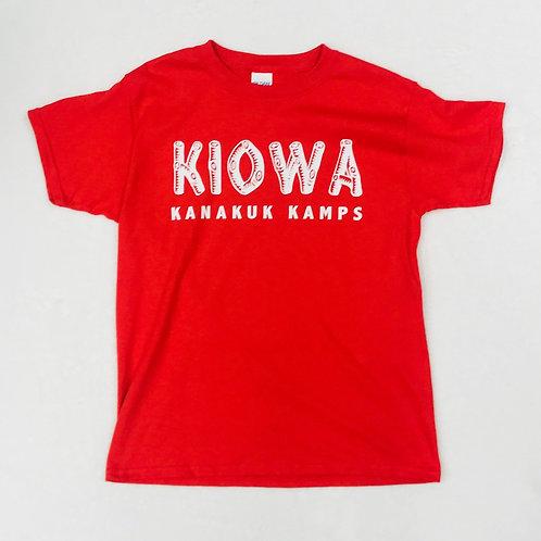 Kiowa Kanakuk Log Shirt