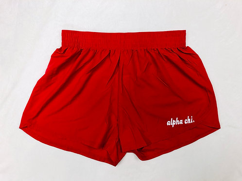 Alpha Chi Omega Summer Shorts