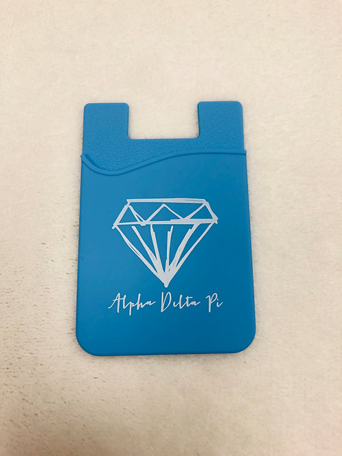 Alpha Delta Pi Colored Phone Pouch