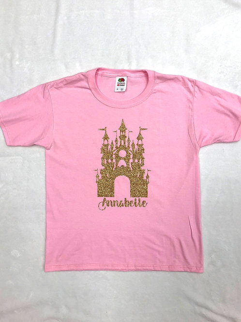 Personalized Castle Tee