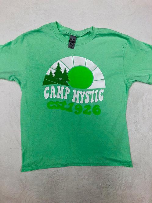 Camp Mystic Retro Tee
