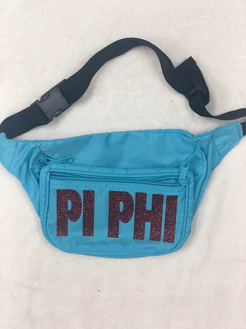 Pi Phi Neon Fanny Pack