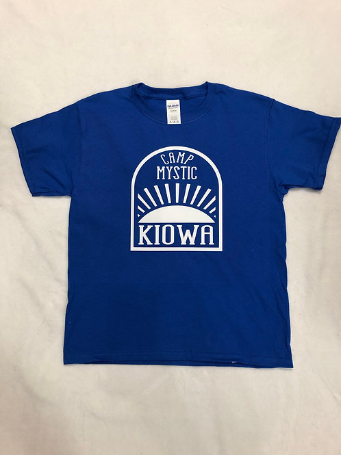 Kiowa Camp Mystic Sunrise Shirt