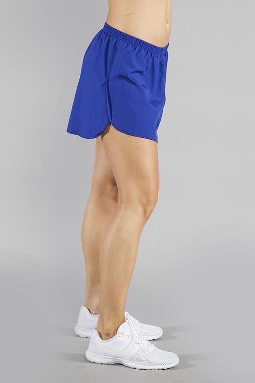 "1.5"" Split Trainer Royal Blue Shorts"