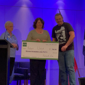 Proud to sponsor the prize for NSW OTA delegate