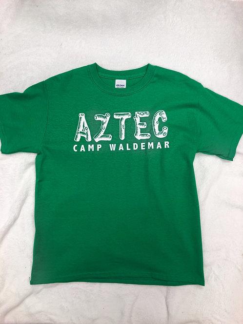 Aztec Log Shirt