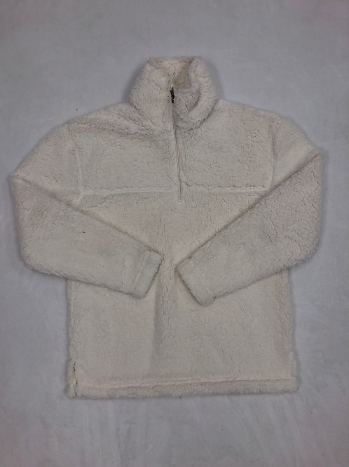 Blank Adult Sherpa Fleeces