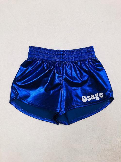 Osage Metallic Shorts