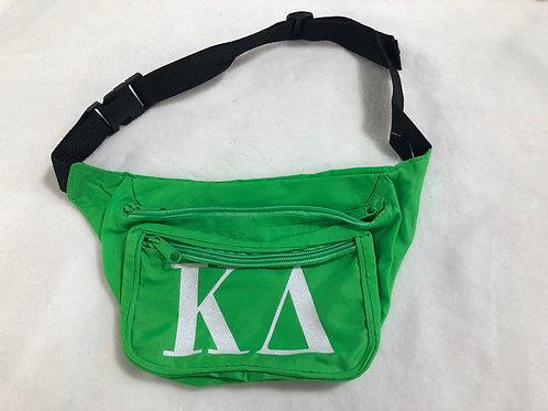 Kappa Delta Neon Fanny Pack