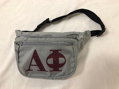 Alpha Phi Neon Fanny Pack