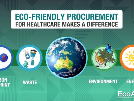 Eco-Friendly Procurement for Hospitals is New Priority