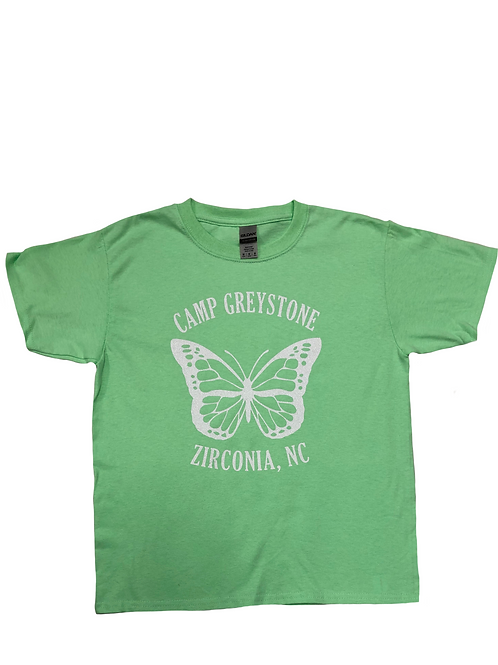 Greystone Sparkle Butterfly Tee