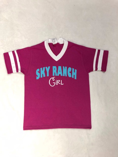 Sky Ranch Girl Shirt