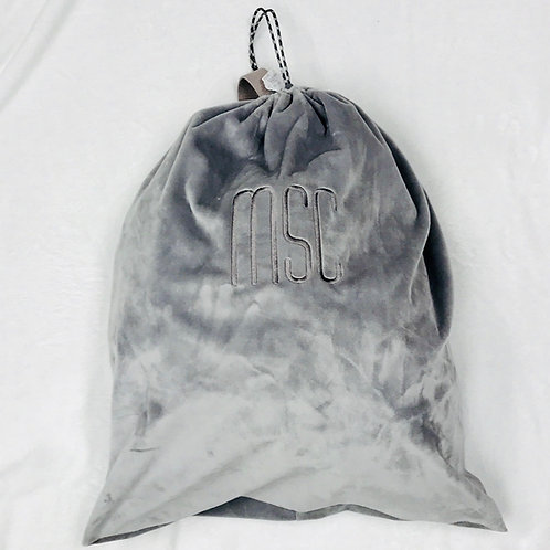 Plush Laundry Bag