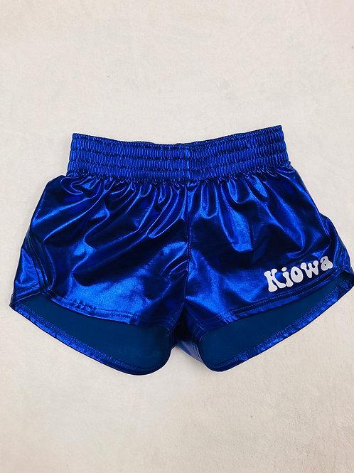 Kiowa (Camp Mystic) Metallic Shorts