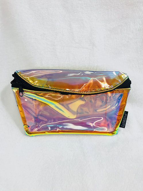 Blank Iridescent Fanny Packs