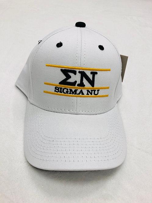 Sigma Nu Baseball Hat